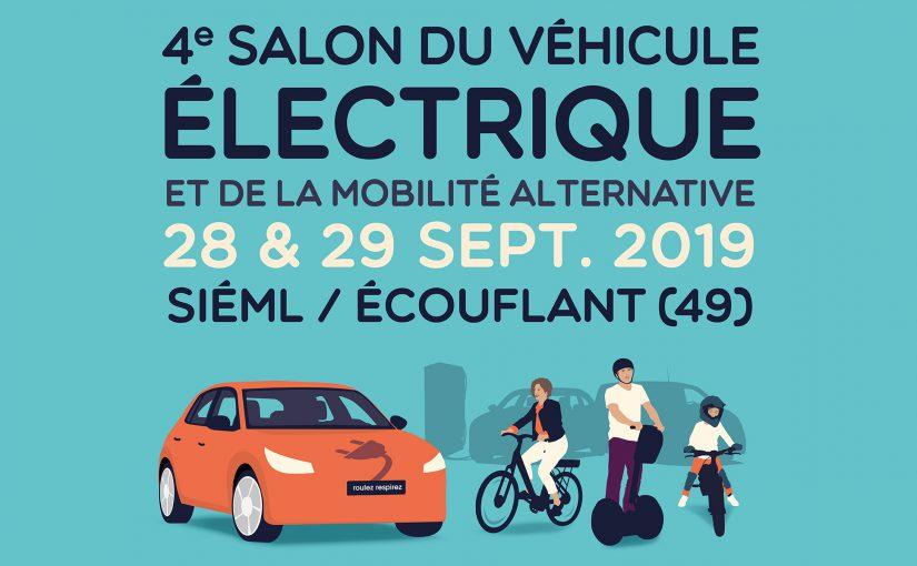 Salon du véhicule électrique et de la mobilité durable en Maine-et-Loire